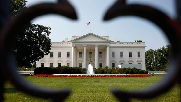 In this Thursday, June 28, 2012, file photo, The White House is seen in Washington. (AP Photo/Pablo Martinez Monsivais)