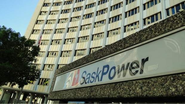 SaskPower says power usage in the province reached a new record Wednesday evening.