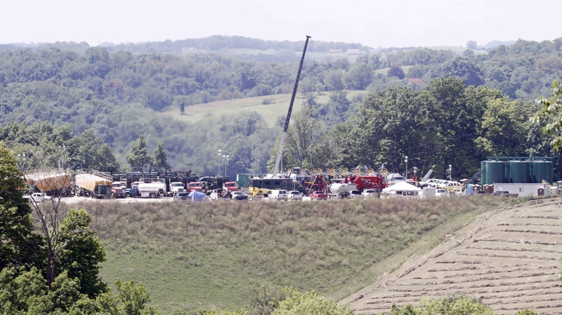Alberta researchers looking for fracking quakes