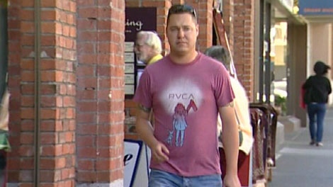 Problem gambler Mike Lee has filed a lawsuit against the BCLC. July 23, 2010. (CTV)