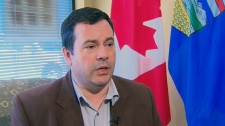 Immigration Minister Jason Kenney