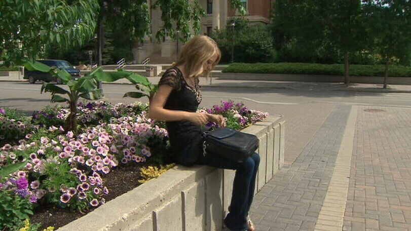 American Student Jillayne Bohler moved to Winnipeg for university because tuition in her home state of Minnesota was too expensive.