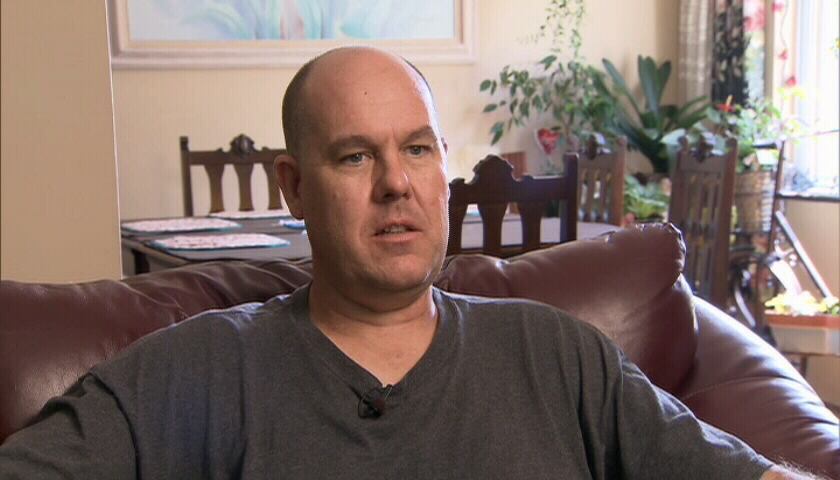 Canadian Randy Kientz, who spent most of his life in the U.S., decided to move back to Vancouver after losing his business in Reno, Nevada.