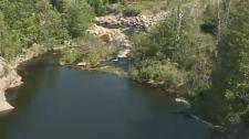Musquash gorge