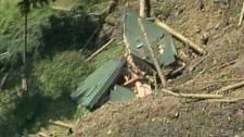 Johnson's Landing landslide