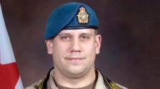 Master Corporal Darrell Jason Priede, a military imagery technician serving in Afghanistan was killed when the helicopter in which he was a passenger was shot down in May 2007.