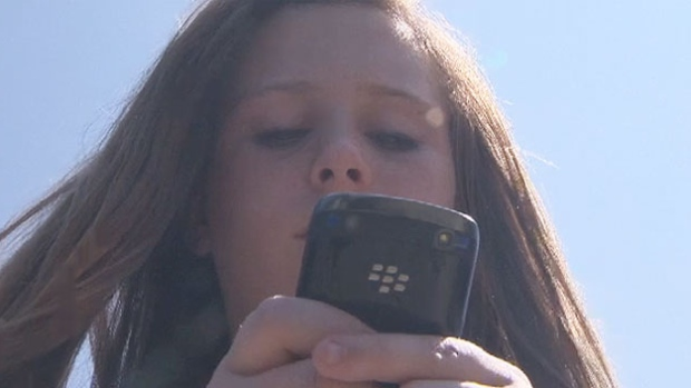 Claire Bragg, BlackBerry