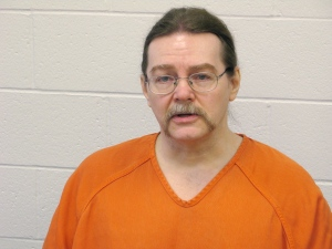 Ronald Smith is shown in this Feb. 22, 2012 photo at Montana State Prison in Deer Lodge. (Bill Graveland / THE CANADIAN PRESS)