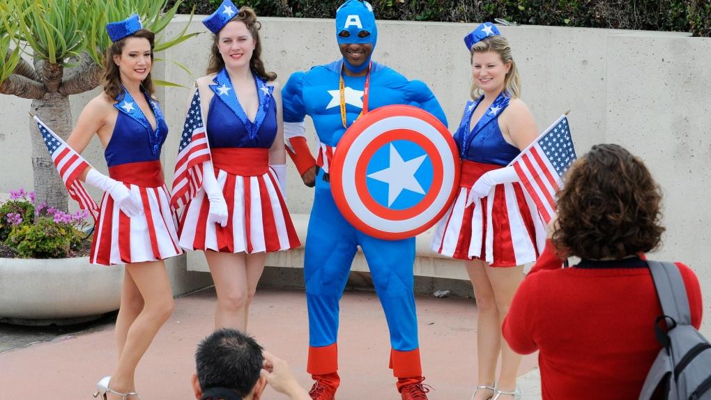 Comic Con In San Diego Ctv News