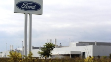 The Ford's Essex Engine Plant in Windsor, Ont. (Craig Glover / THE CANADIAN PRESS)