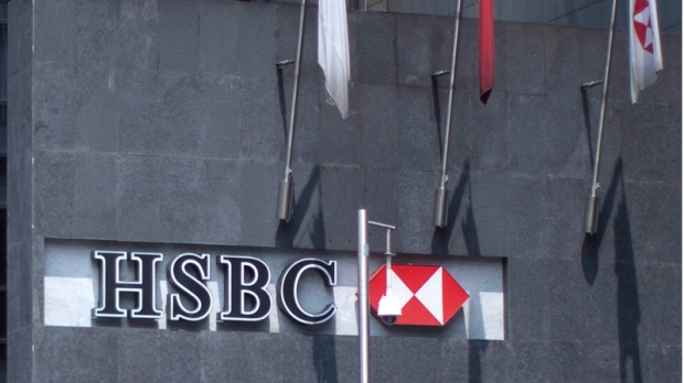 HSBC bank headquarters