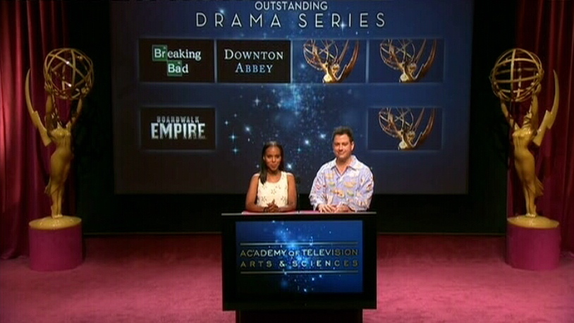 Nominations for the 64th annual Primetime Emmy nominations are announced, Thursday, July 19, 2012.