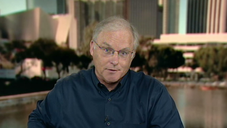 Author Richard Louv speaks to Canada AM about his book, 'The Nature Principle,' Thursday, July 19, 2012.