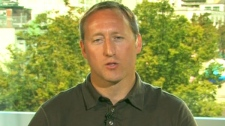 Defence Minister Peter MacKay speaks on CTV News Channel from Vancouver on Friday, July 30, 2010.