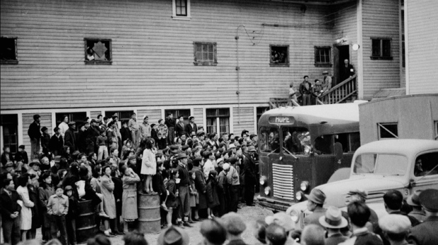 a history of the japanese canadians during world war ii World war ii timeline  december 1941 japanese canadians in bc are fingerprinted and given identity cards  canadian newspapers and the second world war.