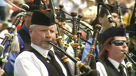 The Glengarry Highland Games are in their 65th year.