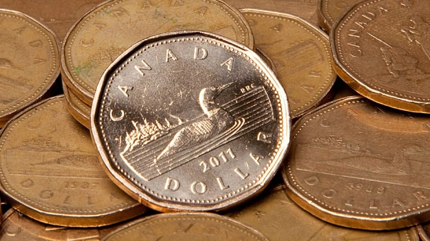 Loonie backs off amid fiscal cliff worries