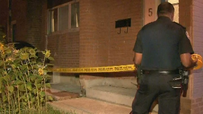 The first of the three incidents Friday night occurred at about 10 p.m. on Driftwood Court, near Jane Street and Finch Avenue in the city's west end.