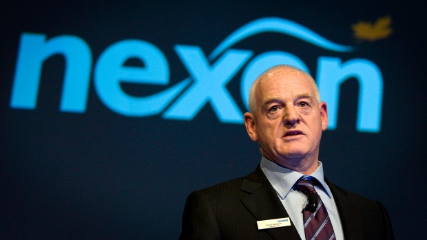 Nexen chief executive Kevin Reinhart