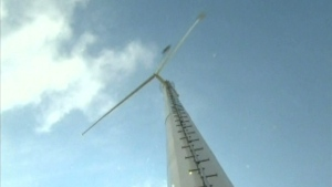 CTV Northern Ontario: Group opposed to turbines