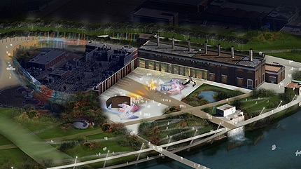 The bid committee for the Expo 2017 released new images of what could become of Edmonton's Rossdale area if our city is successful in landing the World Fair.