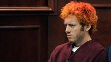 James Holmes back in court Jan. 7