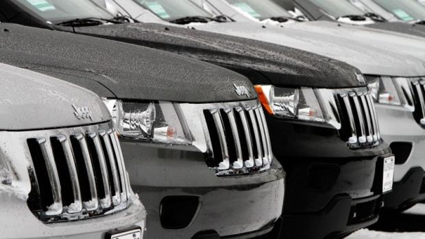 Jeep Grand Cherokee, Chrysler