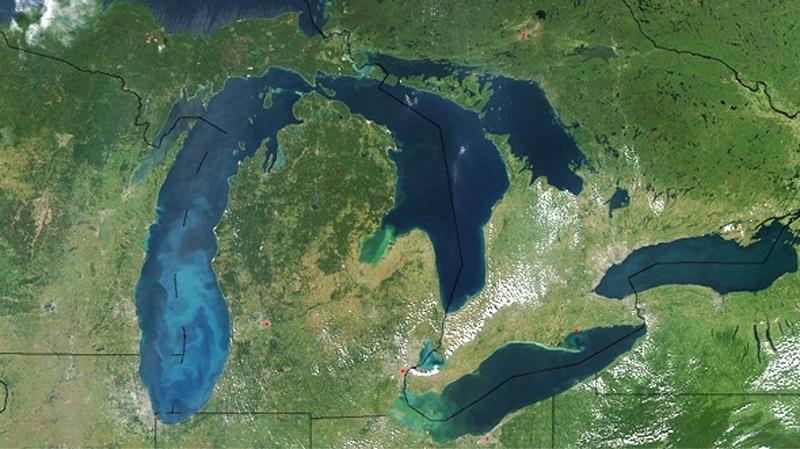 Ontario Great Lakes