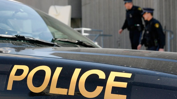 An OPP cruiser is seen in this undated image. (Dave Chidley / THE CANADIAN PRESS)