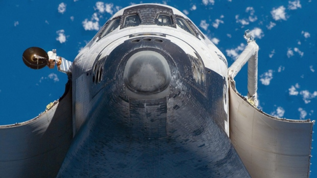 final space shuttle route - photo #27