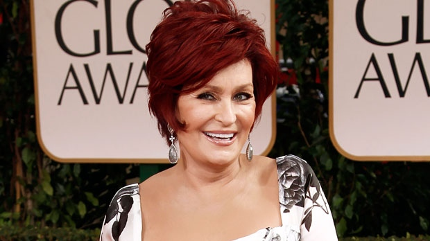 Sharon Osbourne shells out for genes