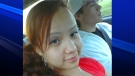 Family members have identified the victim as Angel Bird, seen here in a photo from her Facebook profile.