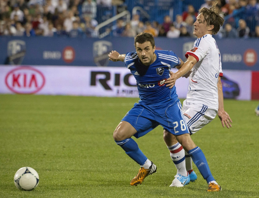 Montreal Impact lose to Olympique Lyonnais | CTV News