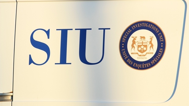 A logo for Ontario's Special Investigations Unit is pictured. (Tom Stefanac)