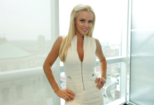 Jenny McCarthy gets inspiration from Playboy
