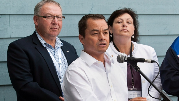 Premiers meeting, Shawn Atleo