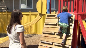 A plan to provide affordable daycare in B.C. has been given a cold shoulder by politicians in both of the province's major political parties. July 25, 2012. (CTV)