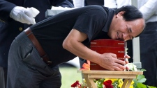 Lin Jun funeral