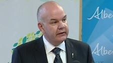 Alta. health minister Fred Horne