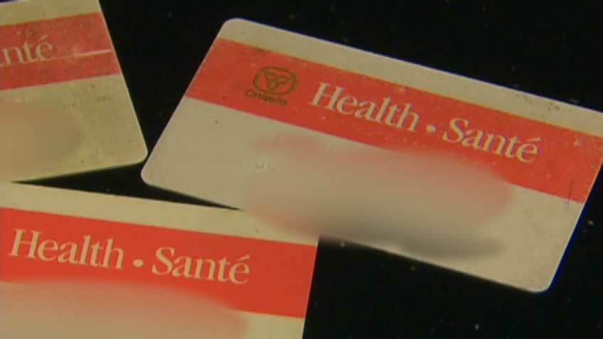 CTV Toronto: Old health cards phased out