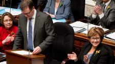 Kevin Falcon, B.C., Finance minister, provincial budget