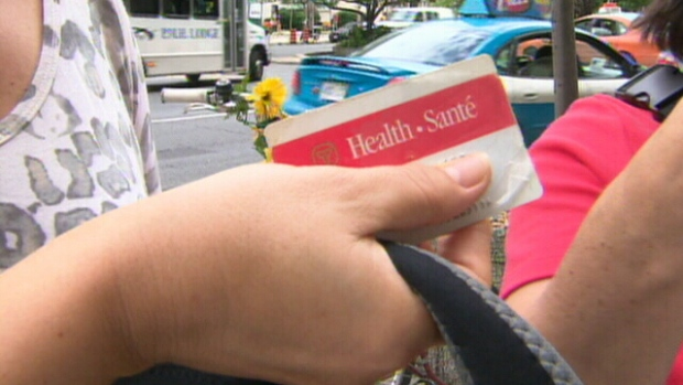 Ontario health card