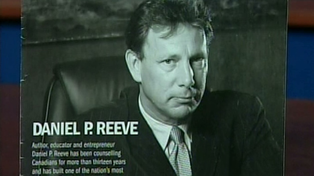 Financier Daniel P. Reeve is seen in an undated magazine publication.