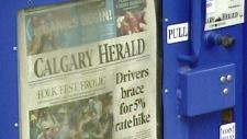 The last Sunday Herald