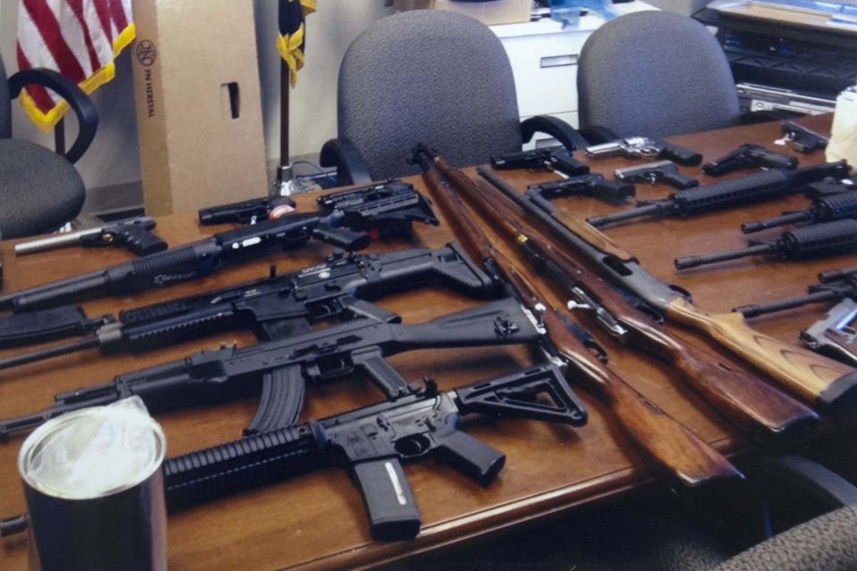 Maryland guns
