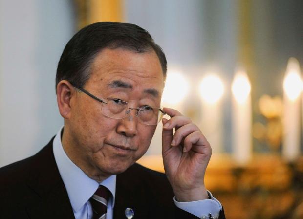 UN, Ban Ki-moon