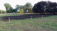Site of Enbridge oil spill near Grand Marsh, Wisconsin. Supplied.