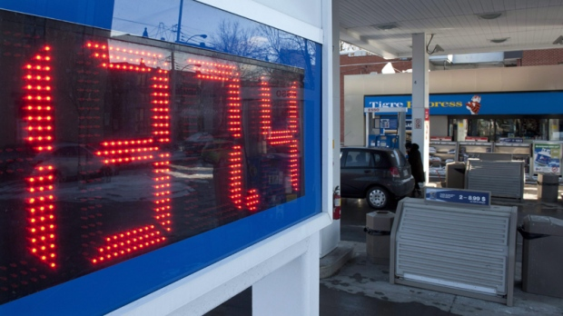 Gas prices to rise says NEB