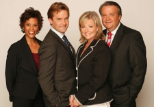 Canada AM's Marci Ien, Seamus O'Regan, Beverly Thomson, and Jeff Hutcheson