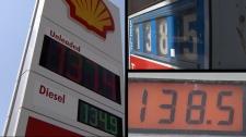 Gas grade, gas price